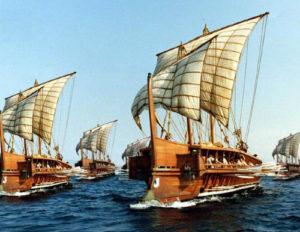 La colonización griega por el Mediterráneo
