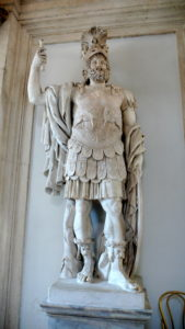 Pirro rey del épiro (IV)