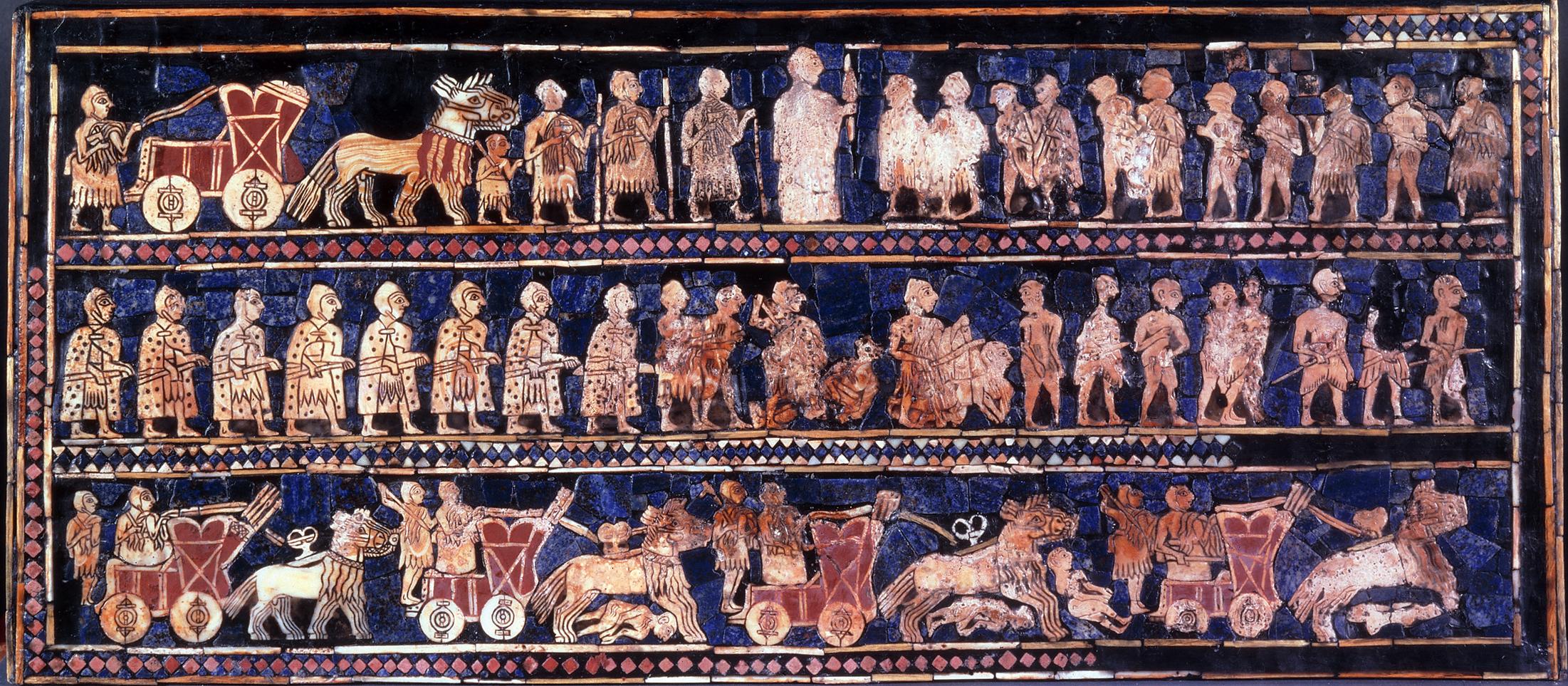 El renacimiento sumerio y la tercera dinastía de Ur (II)