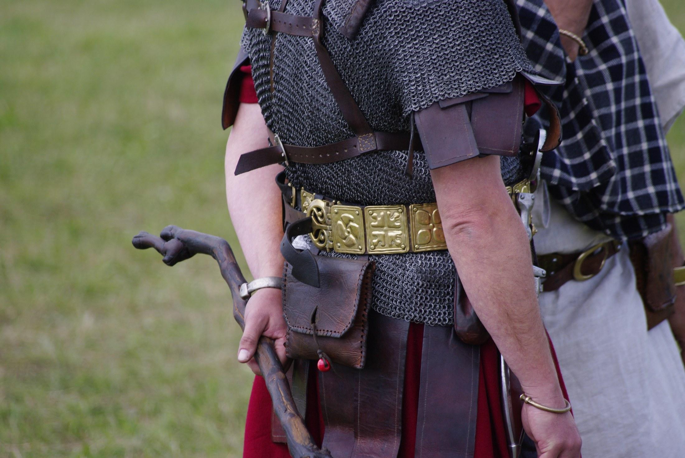 El centurión, el pilar de las legiones
